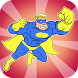 Superhero Kids Coloring Games by Cool & Fun Kids Games