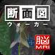 断面図ウォーカー脳MRI by radioACTIVE inc.
