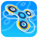Crazy Blue Spinner by Kreasi Pustaka Dev