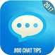 Tips for My Jio Chat App by Alevtina Lines