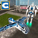 Flying Robot Bike Simulator by Clans