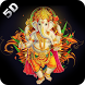 5D Ganesha Live Wallpaper by Photo To HD Video Convertor