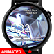 Animated Diamond Watch Face by osthoro