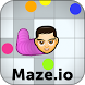 Maze.io - Snakes in a Maze! by androidslide