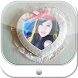 Fabric Photo Frame by bestbestFrameapp