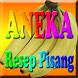 Aneka Resep Pisang by Diamond City Studio