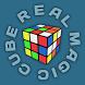 Real magic cube demo by Dima Kiva