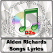 Alden Richards Songs Lyrics by DZS APPS