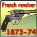 French service revolver M 1873 by Gerard Henrotin - HLebooks.com