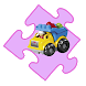 Toy Truck Puzzle Free by titansoft