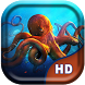 3D Octupus Live Wallpaper