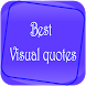 Best Visual Quotes