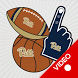 Pitt Panthers Animated Selfie Stickers