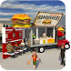 Food Truck Simulator Pizza Delivery Pickup Parking by Wacky Studios -Parking, Racing & Talking 3D Games