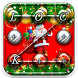Christmas Pattern Lockscreen
