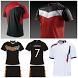 New Futsal Shirt Design by nandarjossrip
