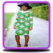 African fashion mode by ajiapps