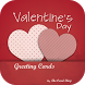 Valentine's Day Love Cards by The Card Shop