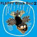 Flappy Black Bird2 by Motoric System Studios