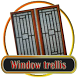 Modern Window Trellis Model by xsadroid