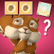 Lucky's Memory Game by Napko