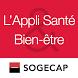 Appli Santé & Bien-être by Sogecap