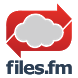 File backup & cloud storage by Files.fm