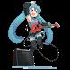 Beat Beat Vocaloid by kestrel games studio