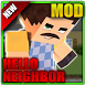 Map Hello Neighbor for MCPE by Life-Mods