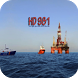 Destroy HD981 oil rig by TNG Solutions