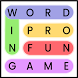 Word Search by logic brain puzzles