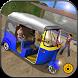 Offroad Tuk Tuk Auto driver 3D by 3BeesStudio