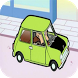 Racing Mr Bean Adventure by ahmedmo