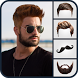 Man Hair Mustache Style Photo Editor by Photos Editor Studio