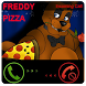 Call From Freddy Fazbear's Pizza Man by indrawati app