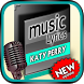 music Lyric Katy Perry by letras for u