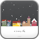 snowy day go locker theme by Iconnect Corp