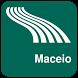 Maceio Map offline by iniCall.com