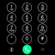 THEME i 8 BLACK FOR EXDIALER by Tak Team Studio