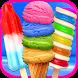 Rainbow Ice Cream & Popsicles by Beansprites LLC