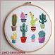 New Cross Stitch Pattern Idea by ghtzdeveloper