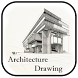 Architecture Drawing by LufabeL