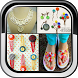 DIY Creative Buttons Craft Ideas Home Designs Tips by Ocean Grampus Apps