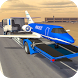 Police Plane Builder : Transporter Truck Game by Real Games Studio - 3D World