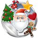 Christmas Stickers For Photos by Level Pro