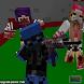 Combat Pixel SWAT & Zombies Multiplayer by HotshotGames