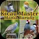 Kicau Master Burung Pilihan by Bejobanget App