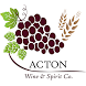 Acton Wine & Spirit by Bottlecapps