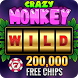 Crazy Monkey Free Slot Machine by Duksel: Free Casino Slot Machines Big Jackpot Wins