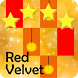 Red Flavor RedVelvet Piano Tiles by gamekeren